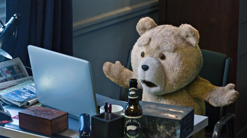 Nouveautés : Ted 2