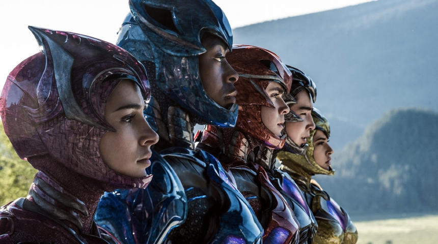 Box-office nord-américain : Power Rangers ne peut déloger Beauty and the Beast